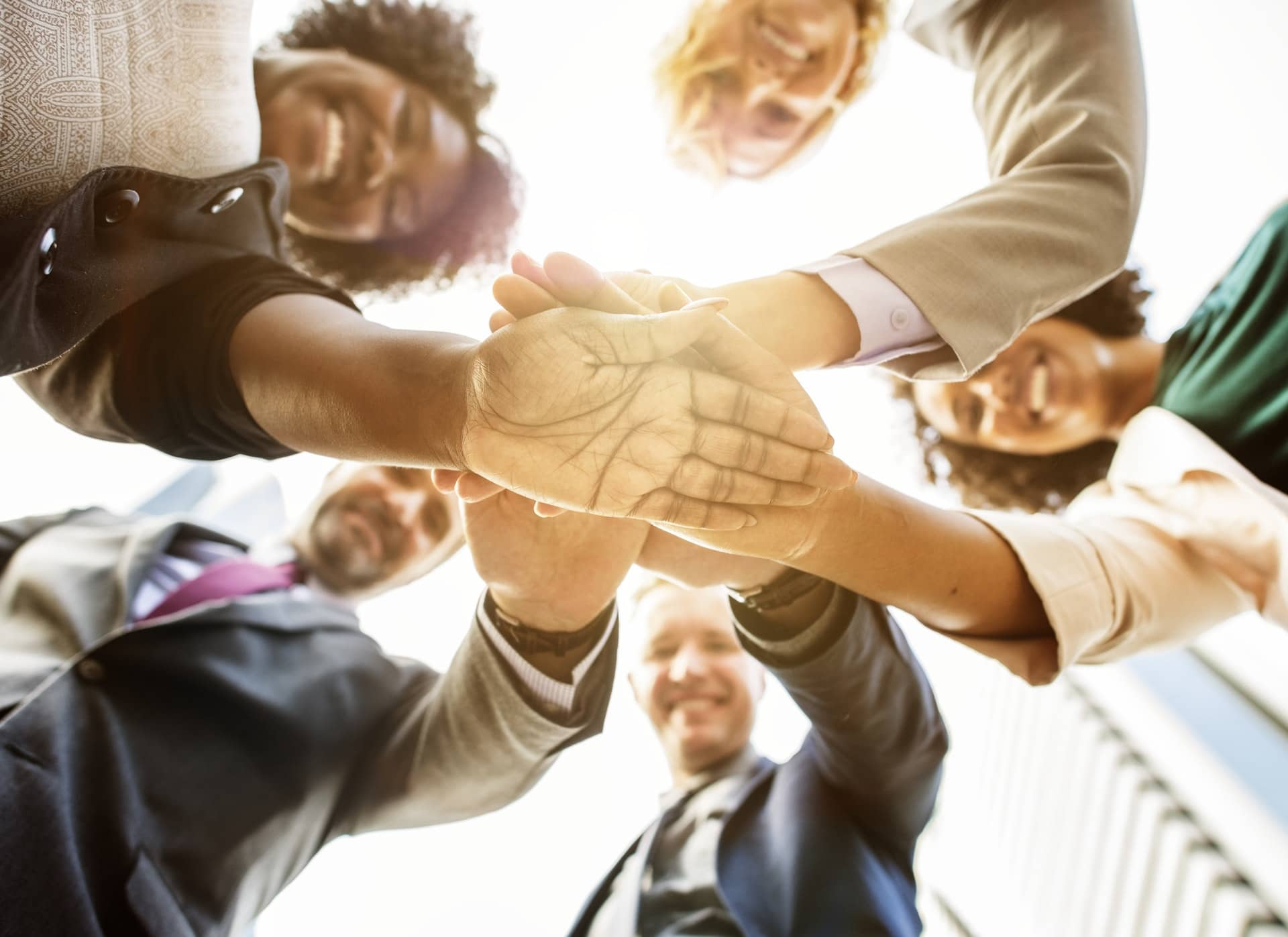 Team Building Exercises Make a Positive Difference