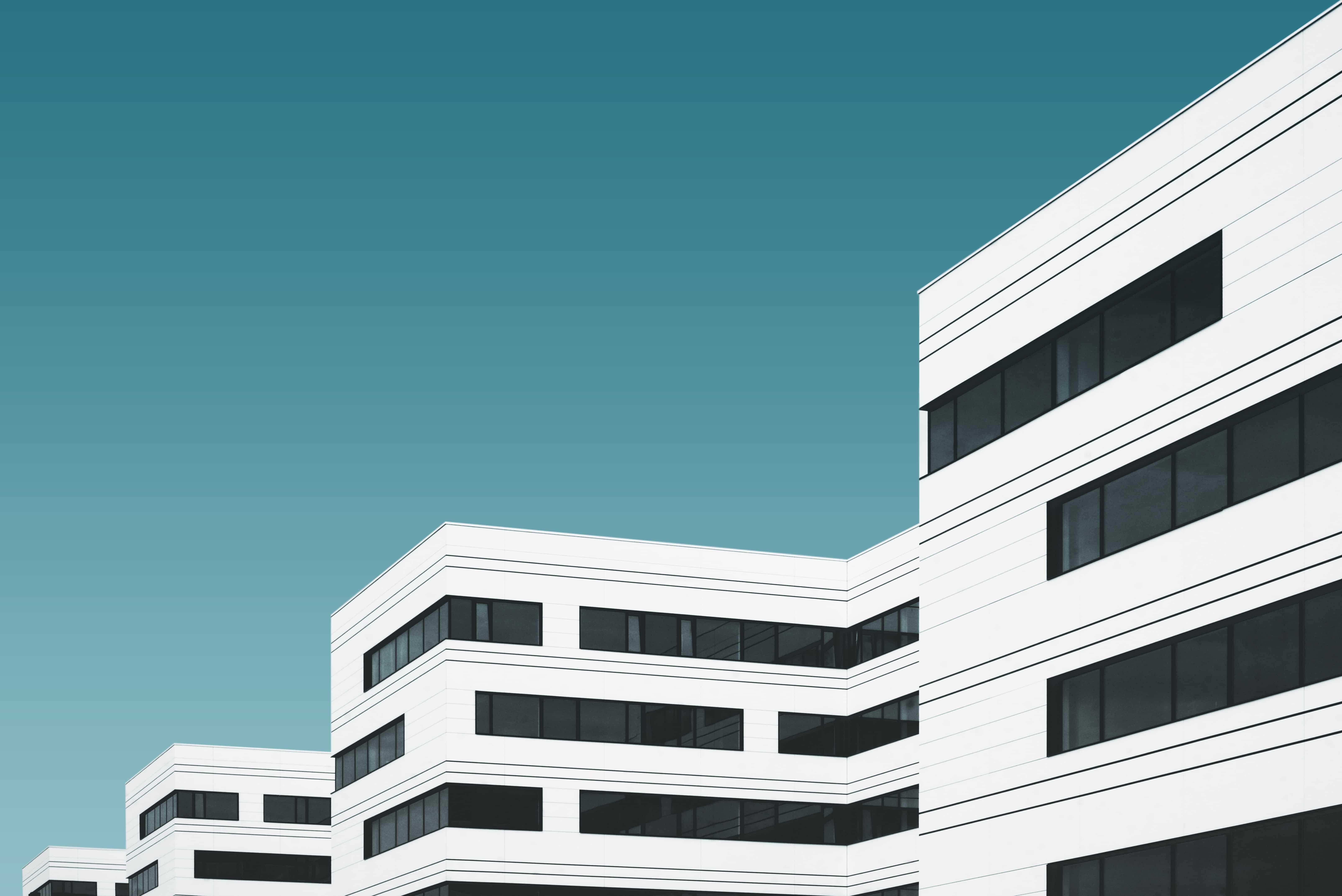 hospital buildings