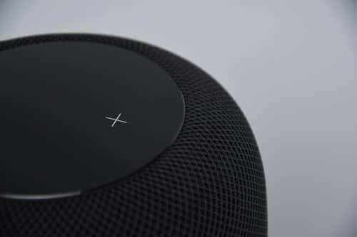 an AI speaker